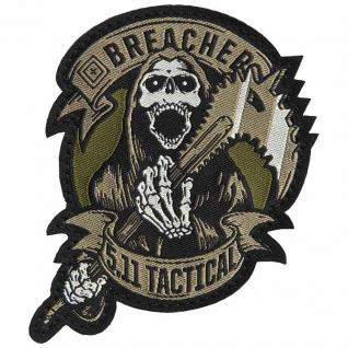 Breacher Patch 108