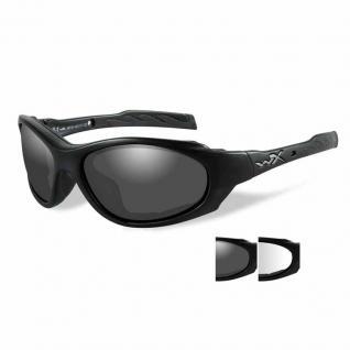 XL-1 AD Smoke Grey/Clear