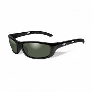 P-17 Polarized Smoke Green