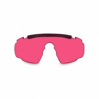 SABER Zinrot Extra Gläser