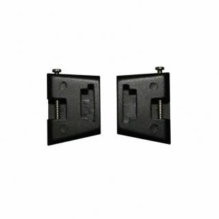 SG-1 Hinge Set Matte Black