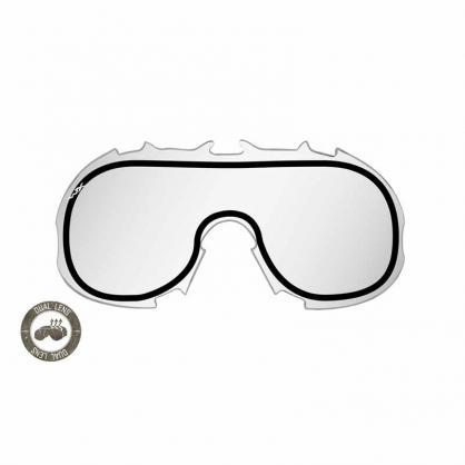 NERVE Dual Clear Lens
